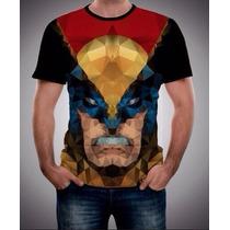 Playera Super Heroes Wolverine