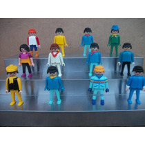 Tm.playmobil Lote De Fig.mixtas-30