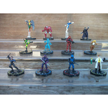 Tm.heroclix Lote De Fig.mixtas -3
