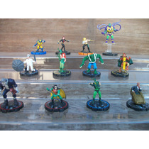 Tm.heroclix Lote De Fig.mixtas -2