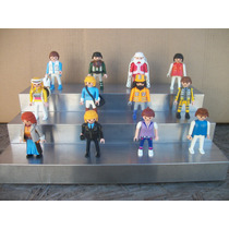 Tm.playmobil Lote De Fig.mixtas - 19