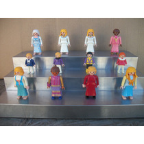 Tm.playmobil Lote De Fig.mixtas-10