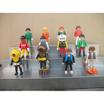 Tm.playmobil Lote De Fig.mixtas-50