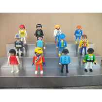 Tm.playmobil Lote De Fig.mixtas-34
