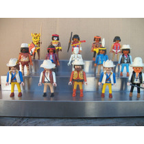 Tm.playmobil Lote De Fig.mixtas-22