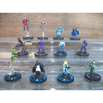 Tm.heroclix Lote De Fig.mixtas -1