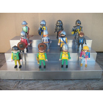 Tm.playmobil Lote De Fig.mixtas -28