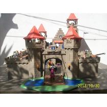 Tm.playmobil. Ref 3268 Castillo Di Rey Medieval