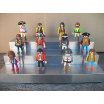 Tm.playmobil Lote De Fig.mixtas-25
