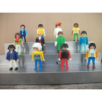 Tm.playmobil Lote De Fig.mixtas-35