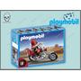 5113 Moto Tipo Chopper, Playmobil Ugo