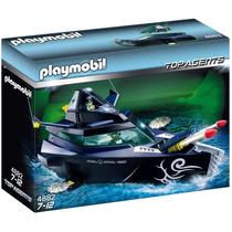 Playmobil 4882 Turbo Nave De Los Gansters