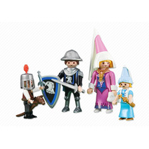 Playmobil 6324 Familia Medieval Caballeros Add-on Retromex