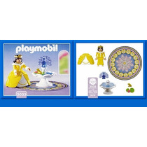 Playmobil Set 3033 Dama Magic Con Fuente Mágica Js
