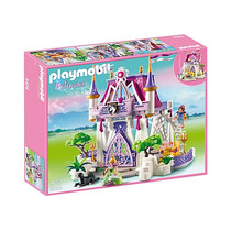 Playmobil 5474. Castillo Princesas, Palacio De Cristal. Plmt