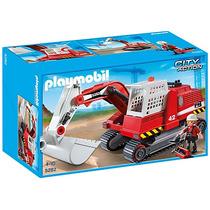 Oferta Playmobil 5282 Excavadora De Construcción Cja Sellada