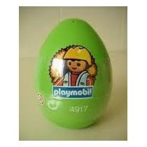 Playmobil Set 4917 Huevo De Colección Niño Con Go Kart Js