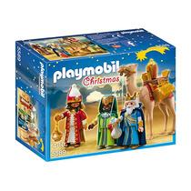 Playmobil Set 5589 Nuevo 3 Reyes Magos Nuevo