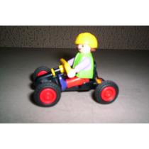 Playmobil Special Set 4510 Niño Con Vehiculo