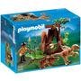 Playmobil 5233 Velociraptors Con Exploradora