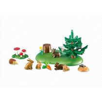 Sets 6264 Animales Bosque Playmobil Ugo