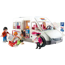 Playmobil 5267 Mini-bus Del Gran Hotel Serie Summer Fun