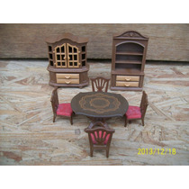Tm.playmobil Muebles Victorianos Lote-1