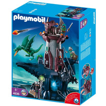 Playmobil, Calabozo Del Dragon 4836, Descontinuado