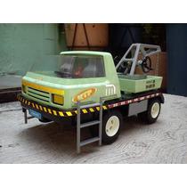 Roli Kustoms Playmobil 3961 Grua Remolque Cromática Rtp Df