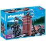Playmobil 4869 Carro Torre De Asalto
