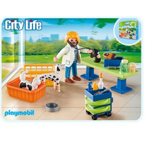 Playmobil 5970 Carrying Case Veterinaria Maletin Gzt