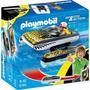 Playmobil 5161 Click & Go Croc Boat