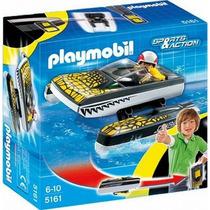 Playmobil 5161 Click & Go Croc Boat(caja Maltratada) Gzt