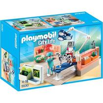 Playmobil 5530 Quirofano De Animales