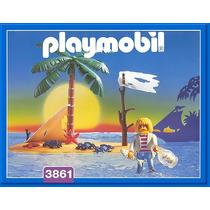 Playmobil, Isla De Aislamiento 3861, Descontinuado