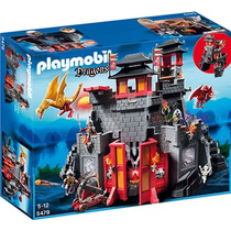 Playmobil 5479 Gran Castillo De Dragones Play-go Toys