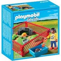 Playmobil 5534 Recinto D Tortugas Granja Ciudad Retromex