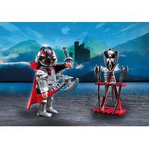 Playmobil 5409 Especial Plus Caballero Con Armas Retromex