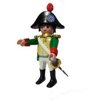 Playmobil 5598 Soldado Frances #1 Serie 9 Piratas Retromex