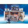 Playmobil 5421 Cofre Cuartel De Policia Rescate Retromex