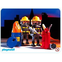Playmobil, Bomberos 3883, Descontinuado