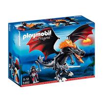 Playmobil 5482. Dragón Gigante Fuego Led. Playmotiendita