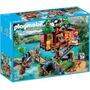 Playmobil 5557 Casa Del Arbol Aventura Salvaje Retromex