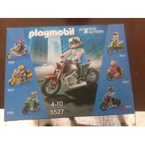 Playmobil Sports & Action (moto) 5527