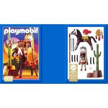 Playmobil, Guerrero Indio 3876, Descontinuado