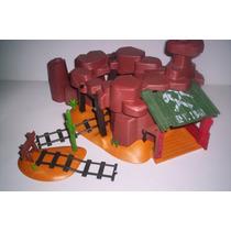 Playmobil Mina Del Oeste 2012 Set 5246 Piezas Vaqueros Indio