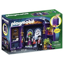 Playmobil Haunted House Juego Kit Box Edificio