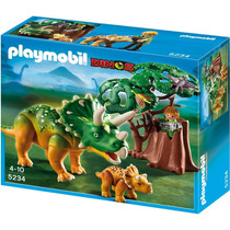 Playmobil 5234 Triceraptos Con Cria Rosquillo Toys