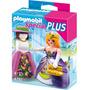Playmobil 4781 Princesa Con Maniqui