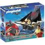 Playmobil 5238 Barco Pirata Con Control Remoto Envio Gratis!
